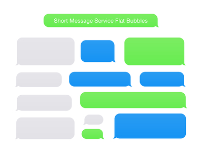 iphone messages green why are some iphone sms messages blue and some green 12034